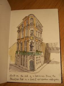 Blackfriar Pub, Blackfriars