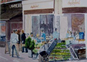Daylesford Restaurant, Pimlico