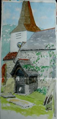Bookham Church