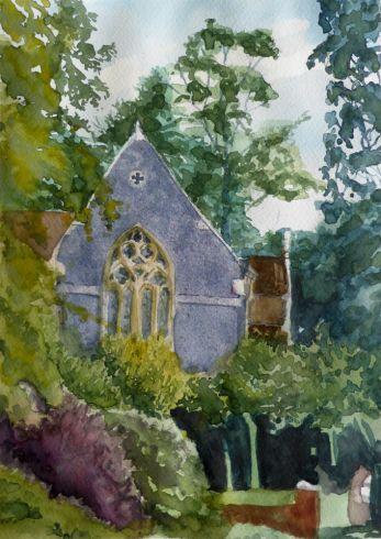 St Johns Chapel