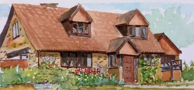Lindas house